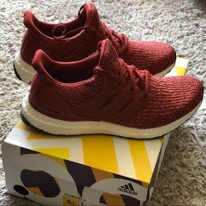 Adidas ultraboost donne rosso poshmark dimensione 65